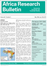 Africa Research Bulletin Logo